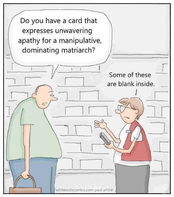 5-8-16 card
